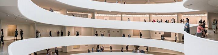 Solomon R. Guggenheim Museum cover