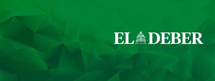 EL DEBER cover