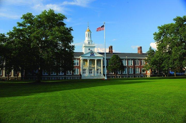 Rowan University cover