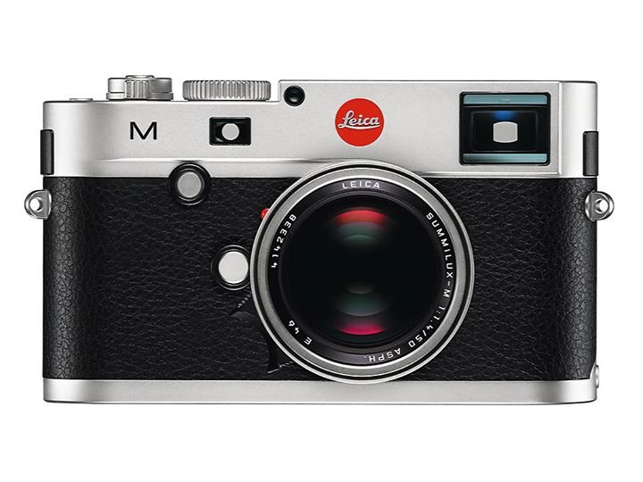 Leica Camera Latvia cover