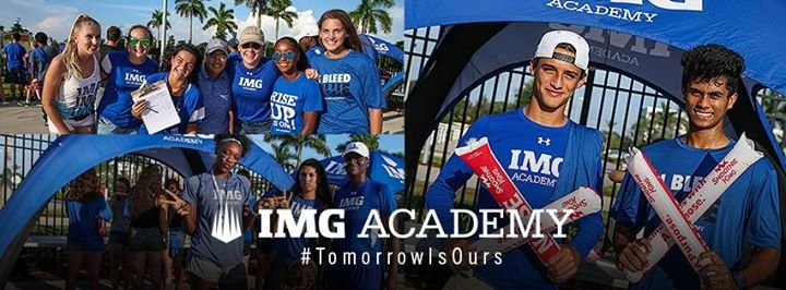 IMG Academy cover