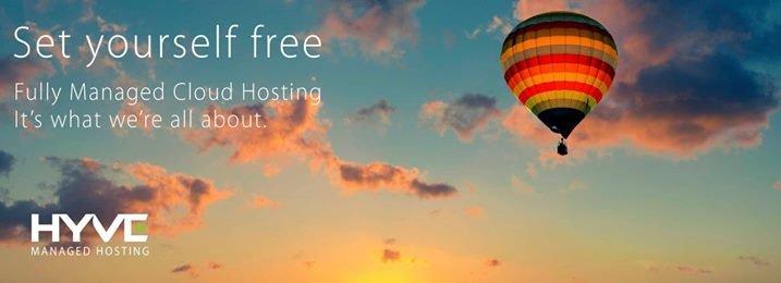 Hyve Managed Hosting cover