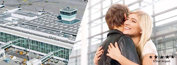Flughafen München cover