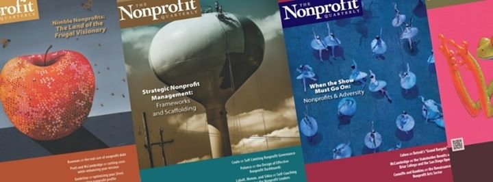 The Nonprofit Quarterly cover