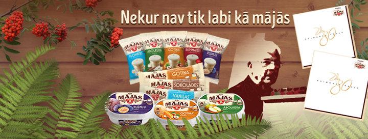 Saldējums MĀJAS cover