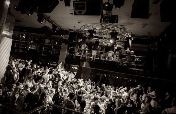 Ex Sleek Nightclub cover