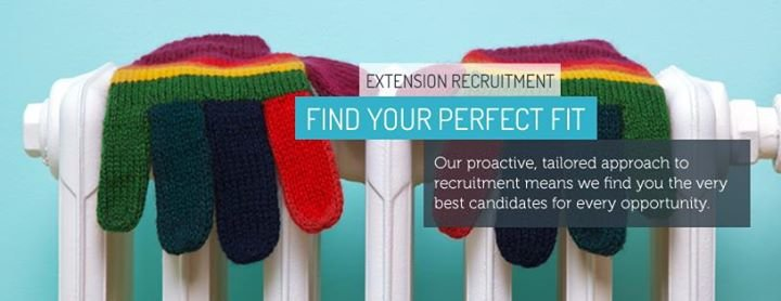 Extension Recruitment cover