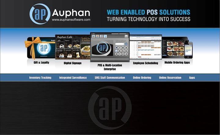 Auphan Software cover