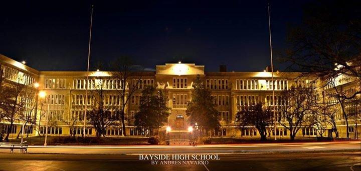 Bayside High School cover