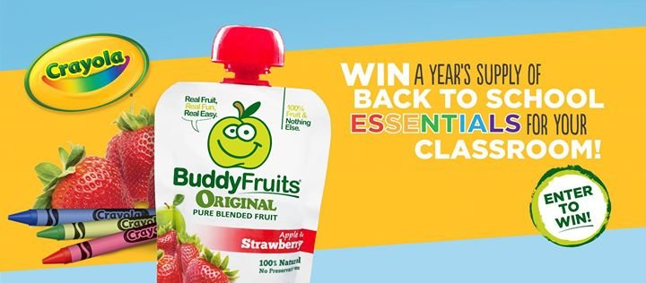 BUDDY FRUITS cover