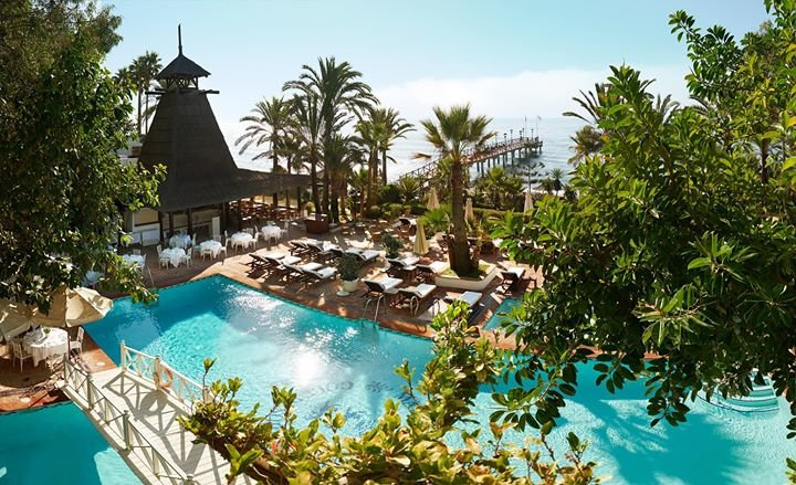 Marbella Club Hotel · Golf Resort & Spa cover