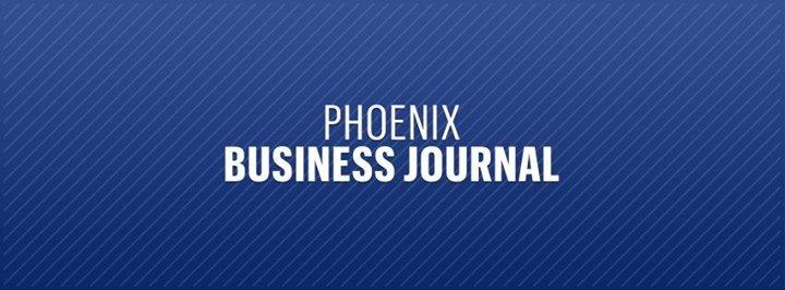 Phoenix Business Journal cover