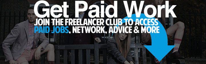 The Freelancer Club cover