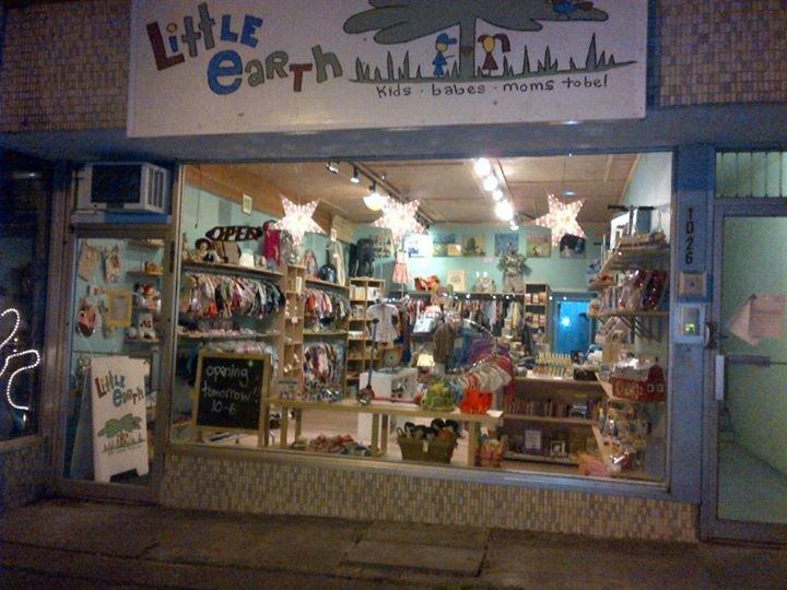 Little Earth Children's Store cover