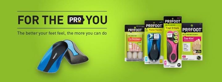 PROFOOT cover
