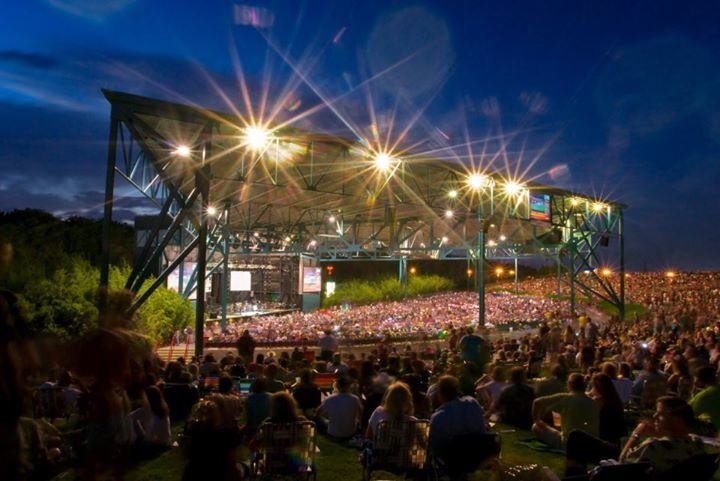 Veterans United Home Loans Amphitheater at Virginia Beach cover