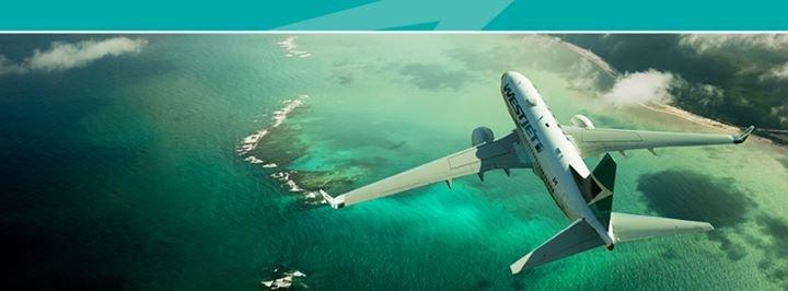 WestJet cover