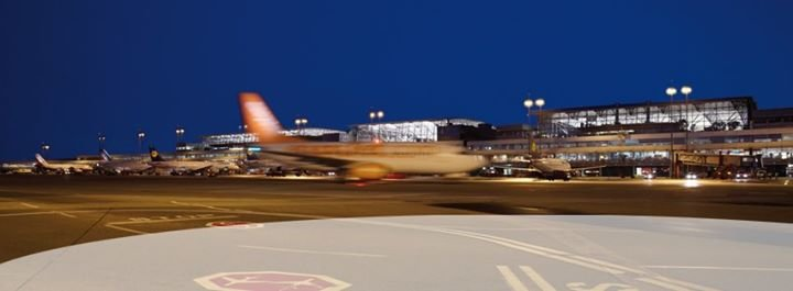 Hamburg Airport cover