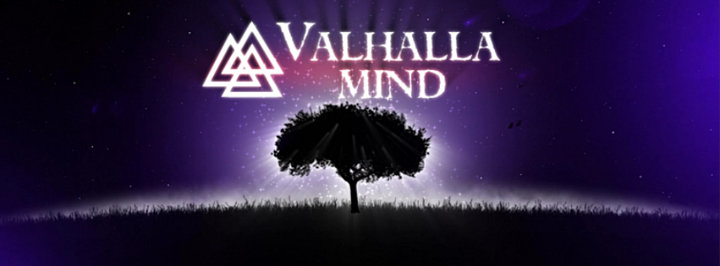 Valhalla Mind with Zane Baker cover