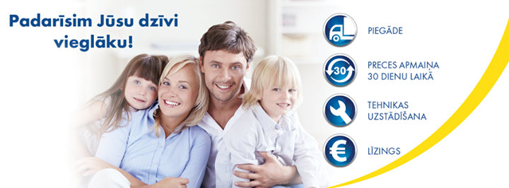 Euronics Latvia cover