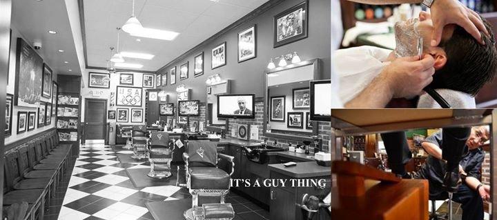 V's Barbershop - Hoboken cover