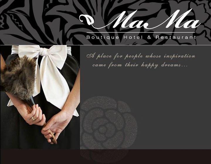 Boutique Hotel & Restaurant MaMa cover