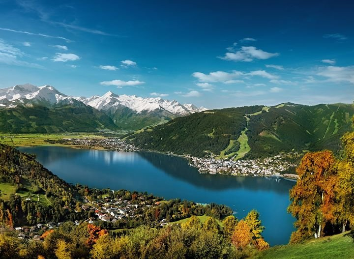 Zell am See-Kaprun cover