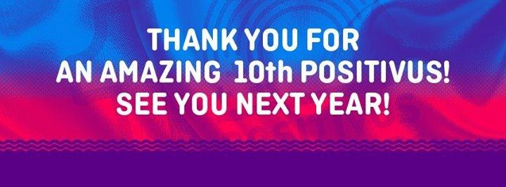 Positivus Festival cover