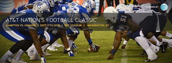 Nation's Football Classic cover