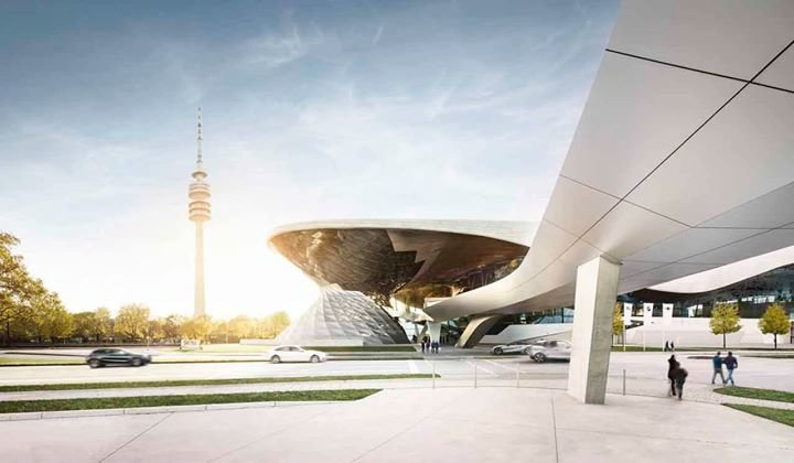 BMW Welt | BMW Museum cover