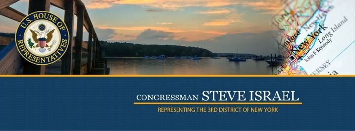 Steve Israel cover
