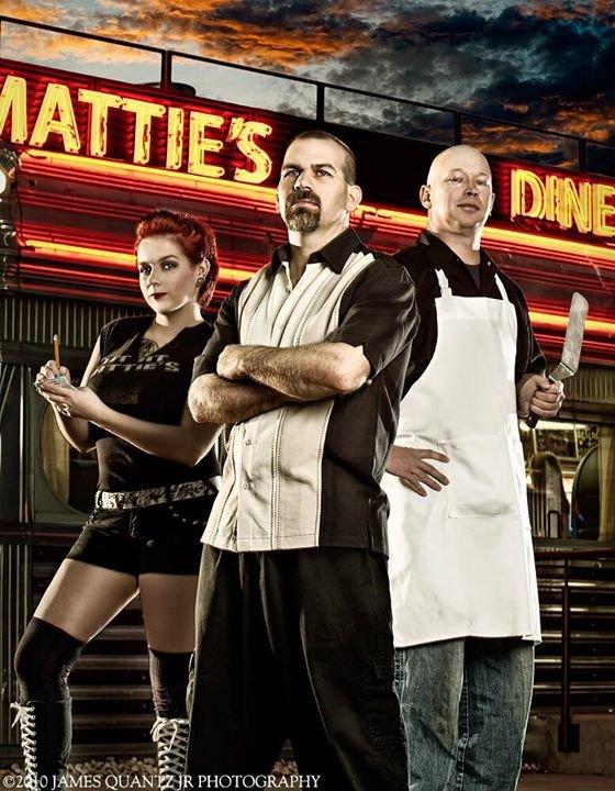 Mattie's Diner cover