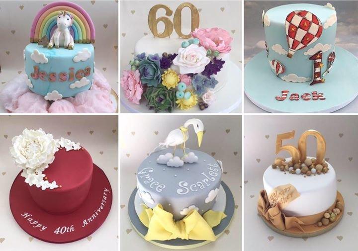 Handmade Cakes cover