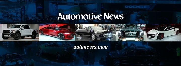 Automotive News cover