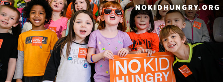 No Kid Hungry cover