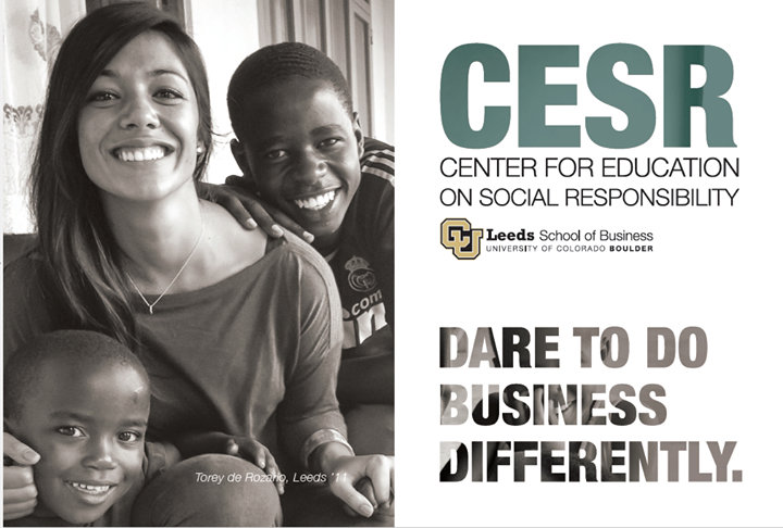 The Center for Education on Social Responsibility (CESR) cover