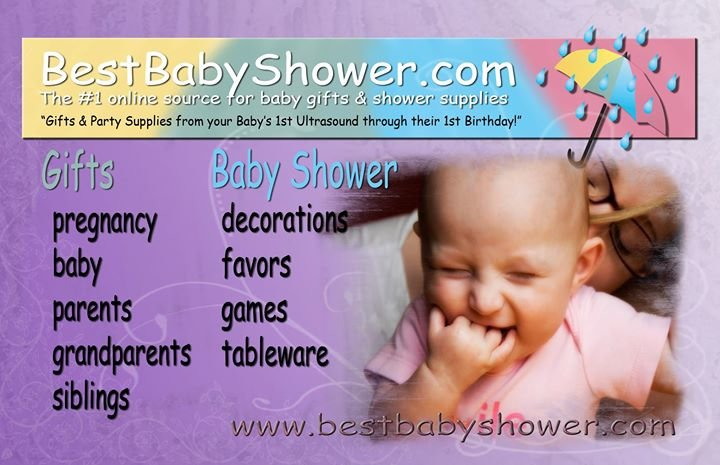 Best Baby Shower.com cover
