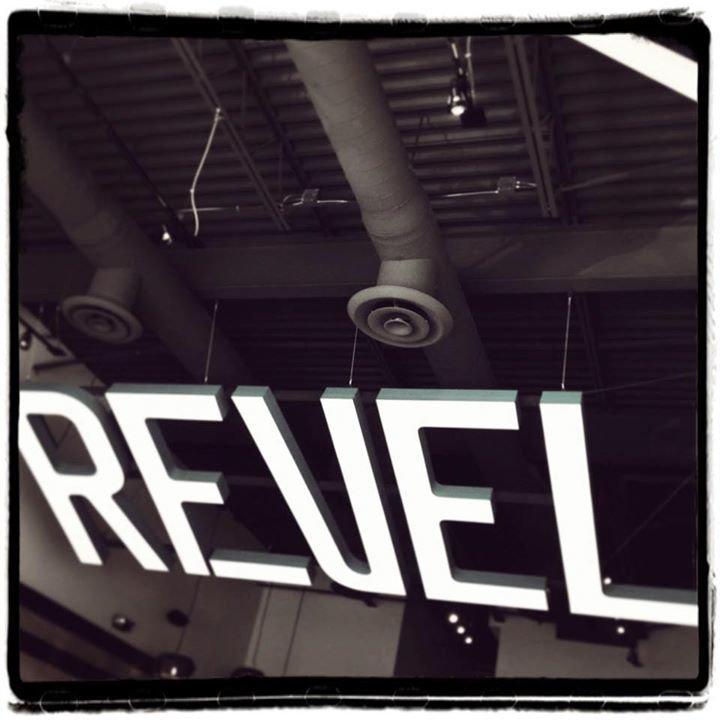 Revel 77 Coffee cover