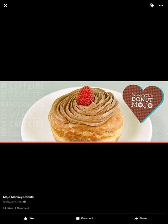 Mojo Monkey Donuts cover