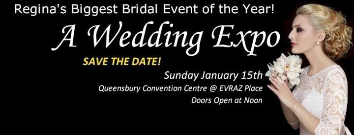 A Wedding Expo cover