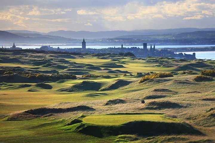 St Andrews Links cover