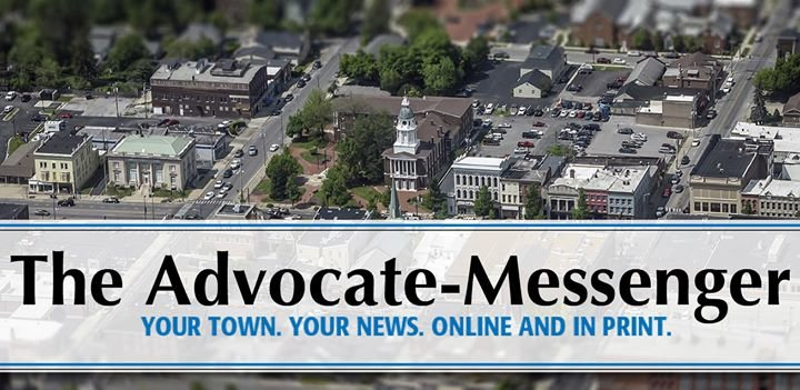 The Advocate-Messenger Online cover