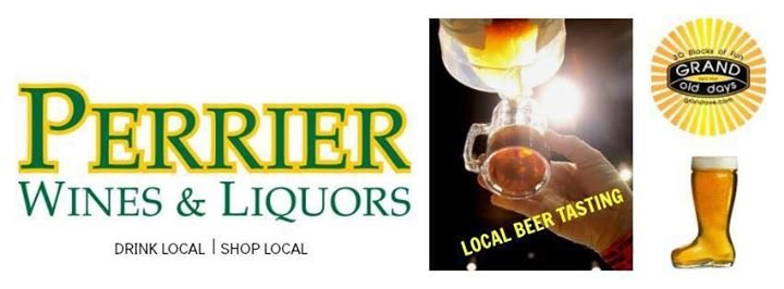 Perrier Wines & Liquors cover
