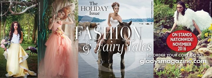 Gladys Magazine cover