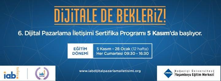 IAB Türkiye cover