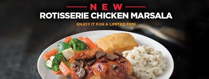 Boston Market cover