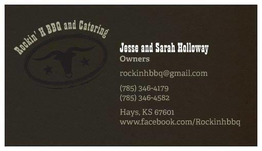 Rockin' H BBQ cover