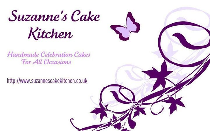 Suzanne's Cake Kitchen cover