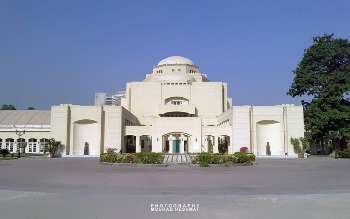 Cairo Opera House cover