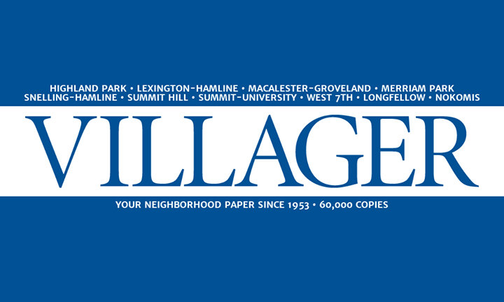 The Villager Newspaper cover
